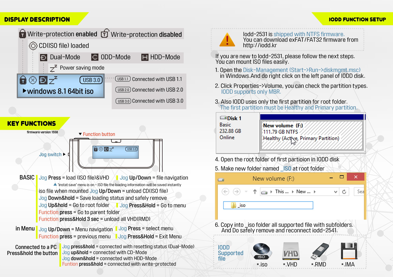iODD-2531 Quick Start Guide (EN)